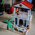 Отдается в дар Домик-конструктор типа Лего