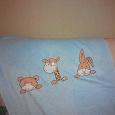 Отдается в дар Детское одеяло.