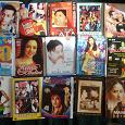 Отдается в дар Коллекция ДВД с хитами индийского кино