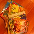 Отдается в дар Детские книжки сказки малышам