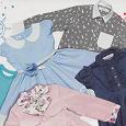 Отдается в дар Детская одежда д/девочки 7-9 лет
