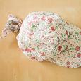 Отдается в дар Летняя кепка с цветочным принтом