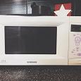 Отдается в дар СВЧ-печь Samsung M1736 (не совершенство)