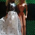 Отдается в дар свадебная юбка для куклы Барби