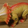 Отдается в дар Игрушка динозавр Трицератопс