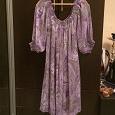 Отдается в дар Платье шифоновое на 48-50 размер