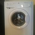Отдается в дар стиральная машина indezit