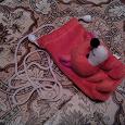 Отдается в дар Чехол для телефона детский, на шнурочке, в виде лисёнка