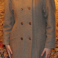 Отдается в дар Пальто шерстяное 46 размер теплоееееее