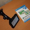 Отдается в дар GPS-навигатор автомобильный (автонавигатор)