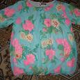 Отдается в дар Летняя блуза