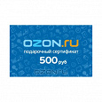Отдается в дар Скидка 500 руб в интернет магазине Ozon.ru