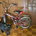 Отдается в дар Велосипед для детей 3-6лет