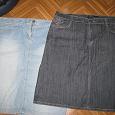 Отдается в дар джинсовые юбки — 50 и 52-54 размеры