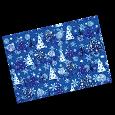 Отдается в дар Бумага для упаковки подарка «Зимняя сказка»