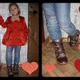 Отдается в дар обувь для девочки 28-29 размер
