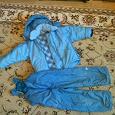 Отдается в дар Детские зимние куртка и штаны