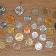 Отдается в дар Немного монет и жетонов коллекционерам