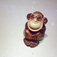 Отдается в дар Фигурка обезьяны