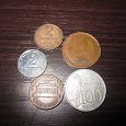Отдается в дар Монеты из разных стран