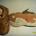 Отдается в дар Обувь летняя и для сада