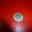 Отдается в дар Монета 1 лев Болгарии.