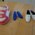 Отдается в дар обувь для кукол