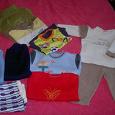 Отдается в дар Одежда для мальчика 80-86-92 для дачи!!!