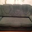 Отдается в дар Угловой диван и кресло