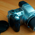 Отдается в дар Фотоаппарат SONY DSC-H5