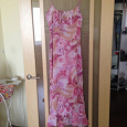 Отдается в дар Платье летнее 44 размер.