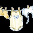 Отдается в дар Детские вещи для малыша 0 — 3 месяцев (рост 52 — 62)