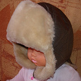 Отдается в дар Шапка зимняя детская