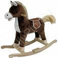 Отдается в дар Лошадь качалка детская