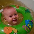 Отдается в дар детский круг для купания на шею roxy