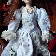 Отдается в дар Рэчел, большая фарфоровая кукла