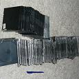 Отдается в дар Коробки для CD дисков slim