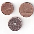 Отдается в дар Монеты Норвегии