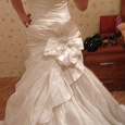 Отдается в дар Свадебное платье(замуж в нем не выходили