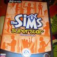 Отдается в дар Диск с игрой Sims