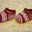 Отдается в дар Маленькие тёплые носочки