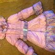 Отдается в дар Зимняя куртка для девочки, рост до 146