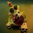 Отдается в дар статуэтка-лягушка