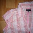 Отдается в дар Блуза-рубашка