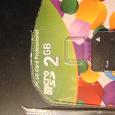 Отдается в дар адаптер для microSD