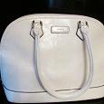 Отдается в дар Белая сумка