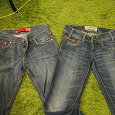 Отдается в дар джинсы женские 40-42-44 размер