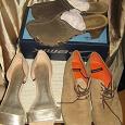 Отдается в дар обувь женская,3 пары 40