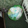 Отдается в дар Мешок детской одежды для новорожденного