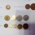 Отдается в дар Иностранные монетки 1